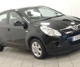 HYUNDAI I20, 2011 1.2 NCT 11/21 TAXED 12/21 FOR SALE IN ROSCOMMON FOR €6,250 ON DONEDEAL