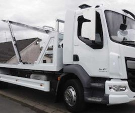 DAF LF55-180, 2015 TILT & SLIDE BREAKDOWN LORRY FOR SALE IN DOWN FOR £47950 ON DONEDEAL