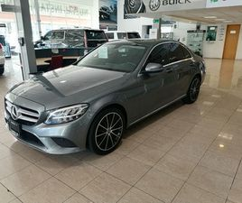 MERCEDES-BENZ CLASE C 2.0 C 200 SPORT AT