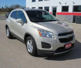 USED 2014 CHEVROLET TRAX LT WITH BACKUP CAMERA