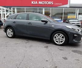 KIA CEED K2, 2019 FOR SALE IN CORK FOR €19,995 ON DONEDEAL
