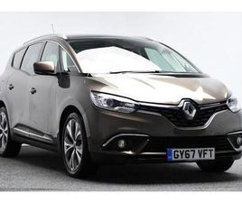 RENAULT GRAND SCENIC 1.2 DYNAMIQUE S NAV TCE 5D 129 BHP