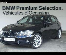 BMW SERIE 1 116DA 116CH BUSINESS DESIGN 5P EURO6C
