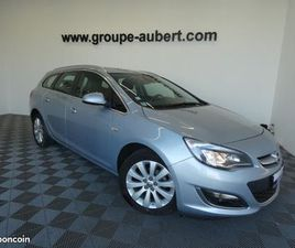 OPEL ASTRA ST COSMO 1.4 140CH