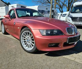 BMW Z3 INDIVIDUAL SUNDOWN METALLIC/ NUR 50 STK PROD.