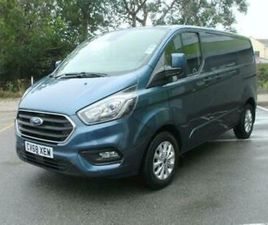 2018 (68) FORD CUSTOM 300S LIMITED 2.0TDCI 130PS