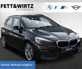 BMW 225XE AT SPORT LINE NAVI LED HIFI SHZ KAMERA PDC
