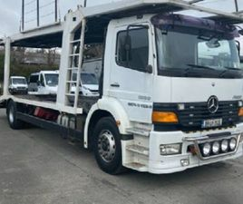 MERCEDES-BENZ ATEGO 1823 FOR SALE IN DUBLIN FOR €1 ON DONEDEAL