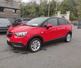 OPEL CROSSLAND X, 2018 1.6CDTI FOR SALE IN CORK FOR €16950 ON DONEDEAL