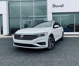 2020 VOLKSWAGEN JETTA EXECLINE // MAGS // BEATS AUDIO // COMME NEUF   CARS & TRUCKS   LONG