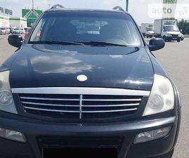 SSANGYONG REXTON 2005 <SECTION CLASS=PRICE MB-10 DHIDE AUTO-SIDEBAR