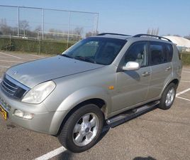 SSANGYONG REXTON RX 320 7 PERSOONS, BENZNE