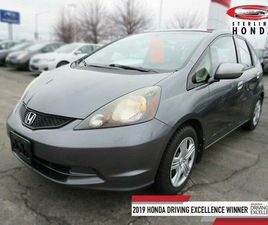 2013 HONDA FIT LX | NO ACCIDENTS | LOW PRICE | WINTER WHEELS | CARS & TRUCKS | HAMILTON |