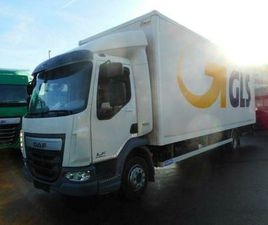 ② DAF LF 220 FA (BJ 2016) - CAMIONS
