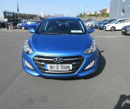 HYUNDAI I30 DELUXE 4DR FOR SALE IN LIMERICK FOR €15,950 ON DONEDEAL