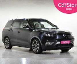 SSANGYONG TIVOLI XLV 4X2 EL 1.6 AD 5DR A FOR SALE IN CORK FOR €17950 ON DONEDEAL