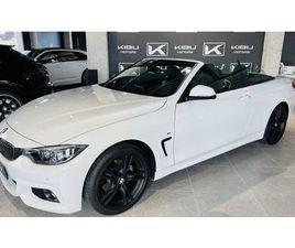 BMW SERIE 4 420DA CABRIO DESCAPOTABLE O CONVERTIBLE DE SEGUNDA MANO EN LA CORUÑA | AUTOCAS