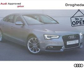 AUDI A5 SPORTBACK 2.0TDI 136 SE 4DR FOR SALE IN LOUTH FOR €21,150 ON DONEDEAL