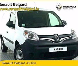 RENAULT KANGOO BUSINESS FOR SALE IN DUBLIN FOR €12,802 ON DONEDEAL