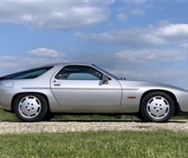 USED 1986 PORSCHE 928 S2 NOT SPECIFIED 83,000 MILES IN SILVER FOR SALE   CARSITE