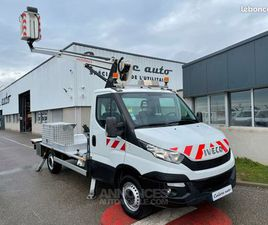IVECO DAILY NACELLE TIME FRANCE 13M
