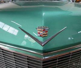 CADILLAC DEVILLE V8 429 CABRIOLET 1965