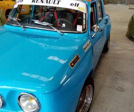 RENAULT 8 (R8) RALLY - 1970