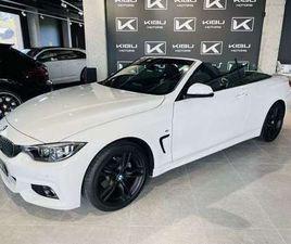 BMW 420 DA CABRIO