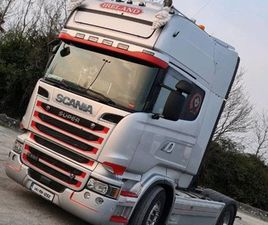 SCANIA R520 (LHD) FOR SALE IN DUBLIN FOR €32,500 ON DONEDEAL