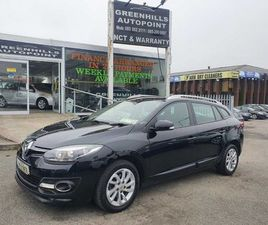 RENAULT GRAND MEGANE, 2014 FOR SALE IN DUBLIN FOR €5,995 ON DONEDEAL