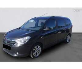 DACIA LODGY 1.5 DCI 110CV 7 PLACES