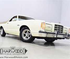 FOR SALE: 1977 FORD RANCHERO IN MACEDONIA, OHIO