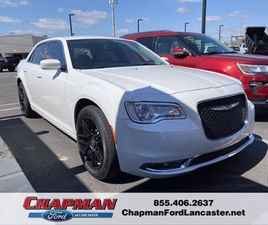 WHITE COLOR 2018 CHRYSLER 300 TOURING L FOR SALE IN LANCASTER, PA 17601. VIN IS 2C3CCARG1J
