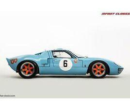 FORD GT40 EVOCATION // TORNADO GT40 // FULLY REBUILT // BLUEPRINTED FORD 302