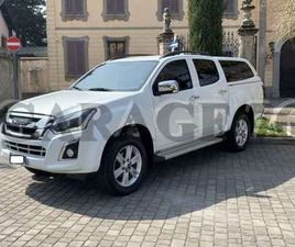 ISUZU D-MAX 1.9 CREW CAB SOLAR PLUS A/T 4WD CLIMA