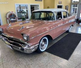 CHEVROLET BEL AIR DE 1957 - TAXES ET TRANSPORT INCLUS