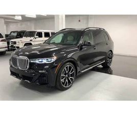 2020 BMW X7 40I M SPORT 6 SEATER FULLY LOADED WITH ONLY 25,000 KMS!