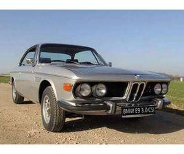 BMW E9 3.0 CSI RESTAURIERT / RESTORED