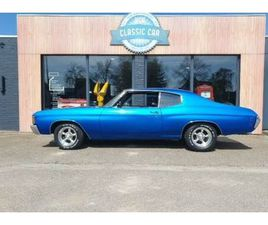 CHEVROLET CHEVELLE 350 V8 4 SPEED! MATCHING NUMBERS!