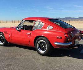 1970 TRIUMPH GT6 FOR SALE