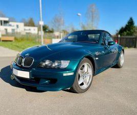 BMW Z3 M - 3,2L - TOP ZUSTAND - NEUES VERDECK