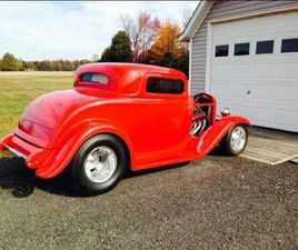 1932 FORD STANDARD COUPE