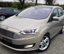 2017 FORD C-MAX GRAND TITANIUM X 7SEATER €14900 FOR SALE IN LOUTH FOR €14900 ON DONEDEAL