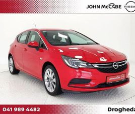 OPEL ASTRA SC 1.4 I 100PS 5DR RETAIL 15 950 - 2 FOR SALE IN LOUTH FOR €13,950 ON DONEDEAL