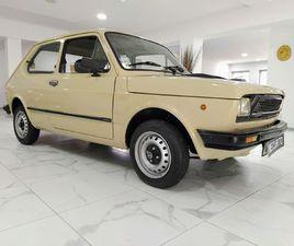 FIAT 127 900/C A GASOLINA NA AUTO COMPRA E VENDA