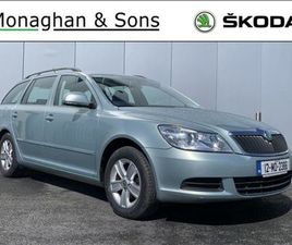 SKODA OCTAVIA SE 1.6 TDI CR FOR SALE IN MAYO FOR €8,750 ON DONEDEAL