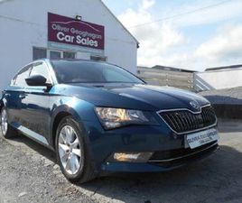 SKODA SUPERB SE BUSINESS TECHNOLOGY DSG AUTO 2.0 FOR SALE IN GALWAY FOR €17,950 ON DONEDEA