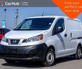 USED 2018 NISSAN NV200 COMPACT CARGO S BLUETOOTH BACKUP CAMERA POWER WINDOWS POWER LOCKS