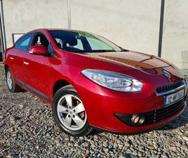 2012 RENAULT FLUENCE 1.5L DIESEL FROM DUNBOYNE AUTO LINK - CARSIRELAND.IE