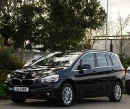 216 1.5D 116BHP 1 OWNER IRISH CAR BMW SERVICE HISTORY .. 100% FINANCE AVAILABLE .. BAD CRE